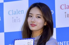 Miss A Suzy Holds Clalen Interjojo Fansign Event
