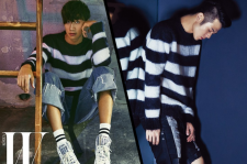 Beenzino Lee Kwang Soo W Korea Magazine September 2015 Photoshoot