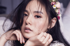Korean Actresss Min Hyo Rin in Marie Claire Magazine October 2015 Photoshoot Jewelry