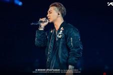 Big Bang's Taeyang in Las Vegas.