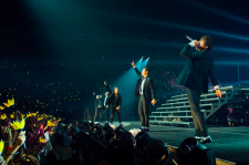 Big Bang - MADE Tour in Las Vegas