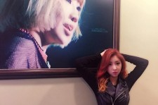 Minzy at Millenium Dance Academy.