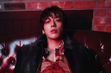 CNBLUe Yong Hwa Harper's Bazaar Magazine October 2015 Photoshoot