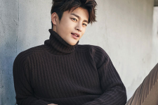 Seo In Guk in Marie Claire Magazine October 2015