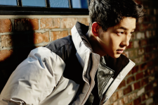 Actor Song Joong Ki Elle Magazine October 2015 Photoshoot