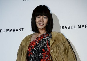 Bae Doo Na at 'ISABEL MARANT' Launching Event in Seoul