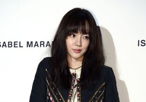 Im Soo Jung at 'ISABEL MARANT' Launching Event in Seoul