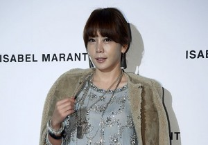 Kim Jung Eun at 'ISABEL MARANT' Launching Event in Seoul