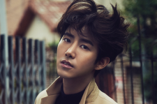 ZEA's Kwanghee Ceci Magazine October 2015 Photoshoot Fashion