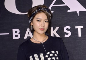 Girls Generation[SNSD] Sooyoung Attends Coach Backstage Party Event