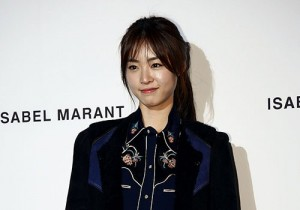 Lee Yeon Hee at 'ISABEL MARANT' Launching Event in Seoul