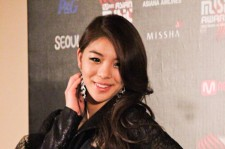 Ailee Alluring at MAMA Winners Press Conference [PHOTOS]
