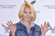 Girls Generation[SNSD] Hyoyeon Attends American Eagle Outfitters Launching Event
