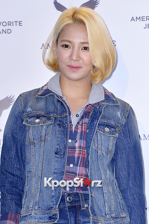 Girls Generation[SNSD] Hyoyeon Attends American Eagle Outfitters Launching Eventkey=>14 count22