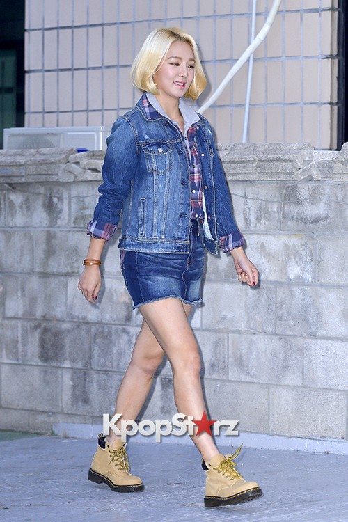 Girls Generation[SNSD] Hyoyeon Attends American Eagle Outfitters Launching Eventkey=>16 count22
