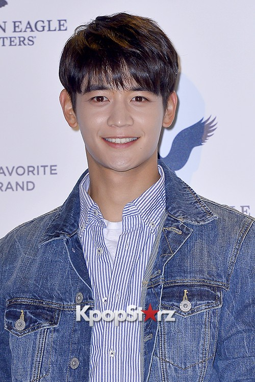 SHINee's Minho Attends American Eagle Outfitters Launching Event key=>14 count20