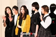 f(x) Bubbly at MAMA 2012 Winners Press Conference [PHOTOS]