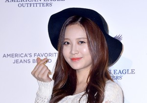 Girl's Day Yura Attends American Eagle Outfitters Launching Event