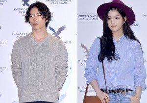 Lee Yoobi, Kim Jae Wook Attend American Eagle Outfitters Launching Event