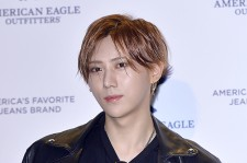 B2ST's Jang Hyun Seung Attends American Eagle Outfitters Launching Event