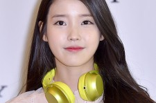 IU Attends SONY Korea h.ear Headphone Launching Event