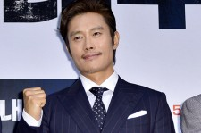 Lee Byung Hun Attends a Press Conference of Upcoming Film 'The Insiders'