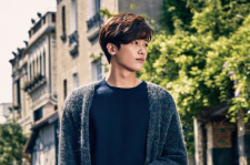 ZEA's Hyungsik Elle Magazine October 2015 Photoshoot Fashion