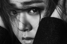 Korean Actress Moon Geun Young Harper's Bazaar Magazine October 2015 Photoshoot Fashion