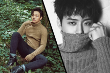 JYJ Yoochun Marie Claire September 2015 photoshoot Yeo Jin Goo Vogue Magazine