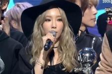 Taeyeon wins