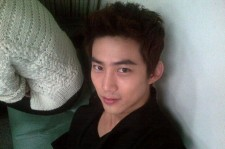 2PM Taecyeon Self-Cam, 'Epitome of Good-Looking Man'
