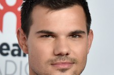 Taylor Lautner at the 2015 iHeartRadio Music Festival.