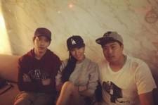 jung yong hwa, jessie, ryu