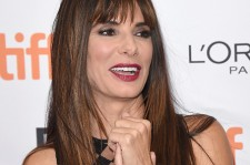 Sandra Bullock at the 2015 TIFF.