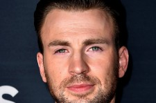 Chris Evans at the