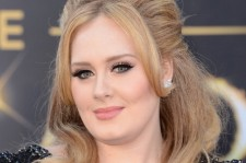 Adele at the 85th Annual Academy Awards.
