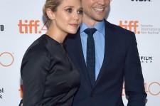 Elizabeth Olsen and Tom Hiddleston at the 2015 TIFF.