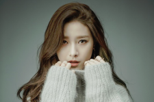 Kim So Eun KWave Magazine October 2015 Photoshoot Fashion