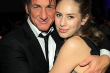 Sean Penn and daughter Dylan Penn at the 3rd Annual Sean Penn & Friends HELP HAITI HOME Gala.