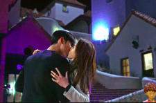 My Love From The Star - Kiss Scene at Petite France
