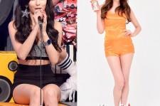 HyunA and Nana