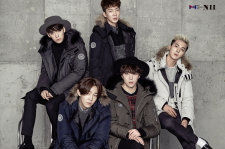 WINNER NII Fall Winter 2015 collection photos