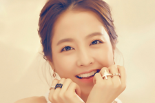 Park Bo Young The Star Magazine November 2015 Photoshoot