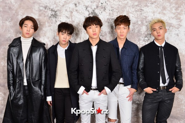 WINNER Exclusive Interview & Photo Shoot With KpopStarz Japan - September 2015 [PHOTOS]key=>0 count21