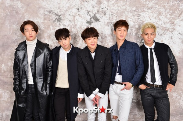 WINNER Exclusive Interview & Photo Shoot With KpopStarz Japan - September 2015 [PHOTOS]key=>1 count21