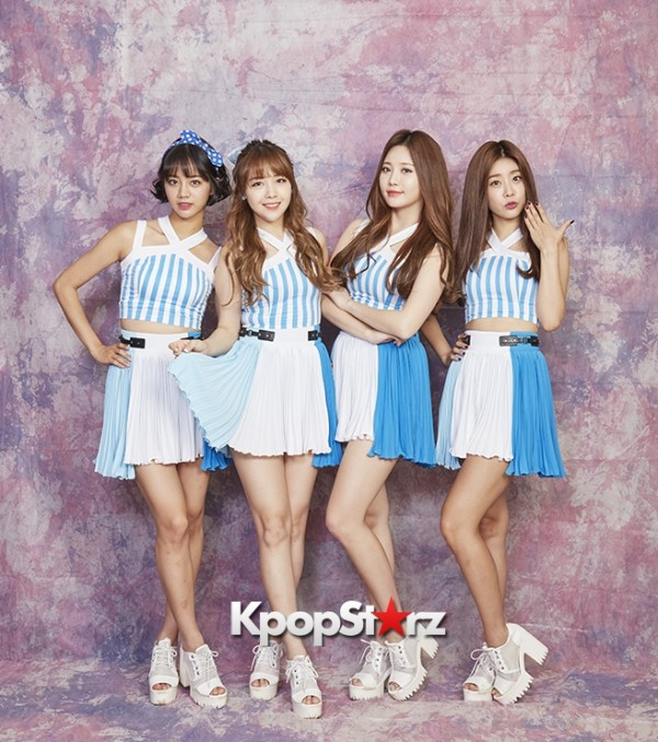Girl's Day Are Adorably Sweet For KpopStarz Interview & Photo Shoot In Japan - September 2015 [PHOTOS]key=>1 count23