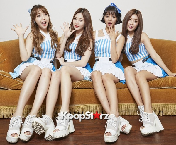 Girl's Day Are Adorably Sweet For KpopStarz Interview & Photo Shoot In Japan - September 2015 [PHOTOS]key=>15 count23