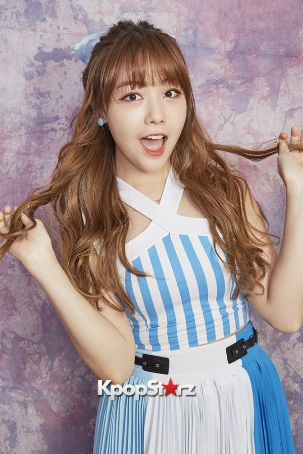 Girl's Day Are Adorably Sweet For KpopStarz Interview & Photo Shoot In Japan - September 2015 [PHOTOS]key=>21 count23