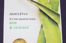 Innisfree It's Real Squeeze Mask in Aloe