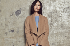 Actress Oh Yeon Soo 1st Look Magazine October 2015
